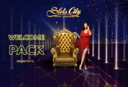 SlotsCity – интернет казино на реальные деньги
