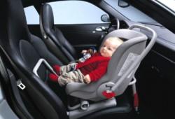 Выбираем автомобильное детское кресло