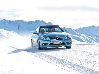 Правила зимнего вождения